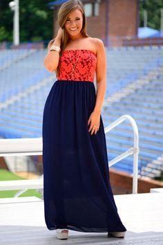 Auburn game day dress