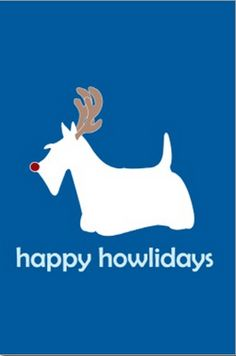 The Best Scottish Terrier Christmas Cards | Scottish Terrier and Dog News