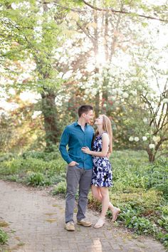 Sam & Clinton | DC MD VA Photographer | Candice Adelle Engagement Photography