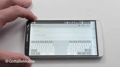 LG G3 Keyboard Tips & Tricks