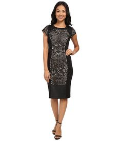 Susana Monaco Carmine Dress Black - 6pm.com