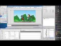 Logiciel d'animation 2D open source & synchronisation labiale |