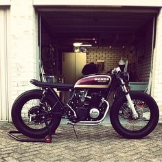 SIX3SEVEN Honda CB Custom