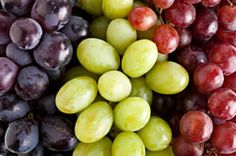 Quercetin is a healthy component of grapes.Grapes are actually part of the berry family and, like all berries, they are loaded with nutrients and phytonutrients that are important for good body function. Phytonutrients are chemicals that provide plants with protection and disease-fighting abilities. They've been shown to benefit humans in similar ways. Grapes have properties that can help accomplish the following: