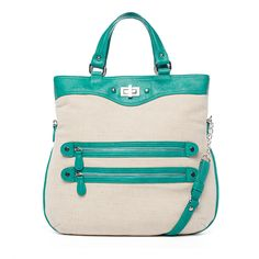 Danielle Nicole Carmen Tote Teal up to 70% off | Handbags | Little Black Bag