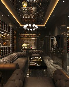 Cigar Room on BehanceYou can find Cigar room and more on our website.Cigar Room on Behance Beach Lounge, Hotel Lounge, Office Lounge, Lounge Chair, Man Cave Office, Hookah Lounge, Lounge Design, Cigar Lounge Decor, Cigar Lounge Ideas