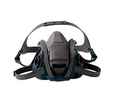 The Rugged Comfort Quick Latch Half Facepiece combines comfort, durability, and stability. The proprietary quick latch design offers an easy, one-hand touch drop-down mechanism for putting the face Safety Mask, Respirator Mask, Paint Supplies, Personal Safety, Wall Treatments, Welding, Gears, Medium, Rugs