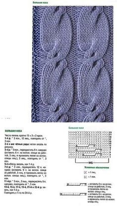 2 непрочитанных чата Chunky Knitting Patterns, Knitting Stiches, Crochet Poncho Patterns, Cable Knitting, Knitting Charts, Stitch Patterns, Knitting Designs, Knitting Baby Blankets, Tricot Crochet