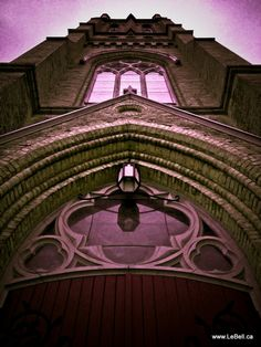 George Street United Church in Peterborough, Ontario Just happens to be where I got married! Peterborough Ontario, Religious Architecture, Old City, Small Towns, Roots, Cruise, Gothic, Destinations