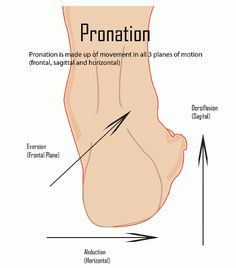 Pronation movement explained