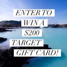 Enter to win a $200 Target Gift Card #giveaway ends 6/20/16