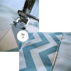 Lined curtain panels. Great tutorial -- easy to follow and look great, too!