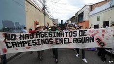 Two human rights lawyers, Antonio Trejo and Edward Diaz were brutally murdered in Honduras this past weekend. Both were known to have taken a controversial stand against the corrupt Honduran government, lead by SOA Graduates.