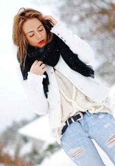 {winter look}