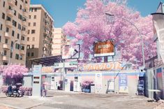 Infrared Photography Turns Rome into a Pink Paradise   The Creators Project