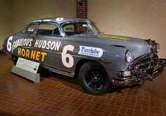: Hudson Hornet still the most winning Nascar Driver-.Herb Thompson.