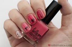 Are you choosing what to buy for a Valentine gift for your lover? When Valentine day's coming, you should also think about your outfit as well as your manicure. Valentine Nail Art, Valentines, Football Nails, Hard Nails, Valentine's Day Nail Designs, Nails Design, Romantic Nails, Cute Nail Polish, Geometric Nail