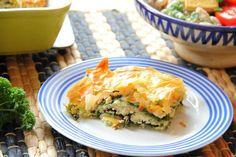 Turkish Tofu and Spinach Börek [Vegan]   One Green Planet