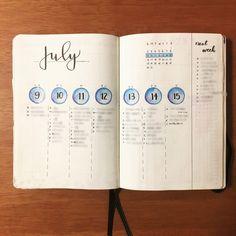 生活の全てを1冊のノートに記録し管理する!私のバレットジャーナルの中身紹介。 - わたしのバレットジャーナル 9 And 10, Bujo, Notebook, Bullet Journal, Study, Crafts, Life, Youtube, Studio