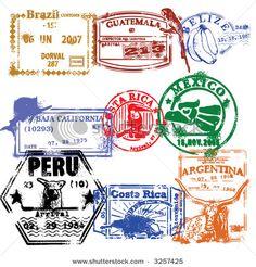 Passport Stamps - People Like You - globiles.com