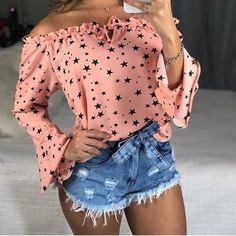 Women's Tops has never been so Surprisingly Cute! Since the beginning of the year many girls were looking for our Perfect guide and it is finally got released. Now It Is Time To Take Action! Teen Fashion Outfits, Pretty Outfits, Stylish Outfits, Girl Fashion, Summer Work Outfits, Spring Outfits, Jeans Boyfriend, Casual Looks, Clothes For Women