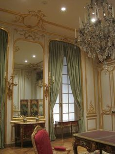 architect design™: French Rococo at the Getty