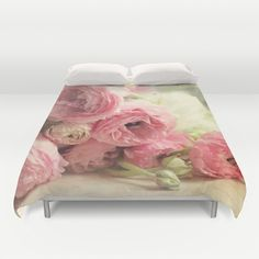 Cover yourself in creativity with our ultra soft microfiber duvet covers. Mattress Protector, Linen Bedding, Chic Bedding, The One, Duvet Covers, Shabby Chic, Bouquet, Room Decor, Creative