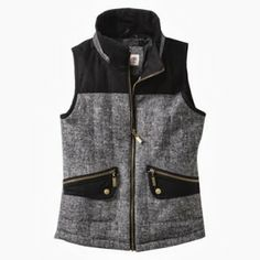 Target vest...I will be going to Target specifically for this. What a great price!