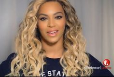 WATCH: Beyonce and other stars seek to empower women in new campaign ----http://www.Elvisduran.com/beywomen