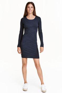 Short jersey dress | H&M