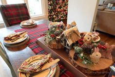 Entertaining at Christmas-Christmas Ideas Tour - All Things Heart and Home