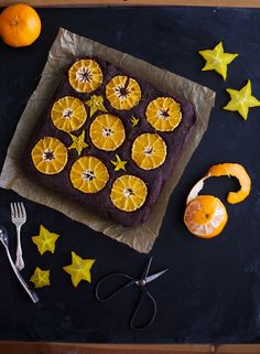 dried sliced fruit to hang on the tree