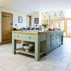 Country Kitchen Islands Island Take A Tour Around Painted Style