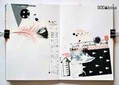 SODAlicious: No27 ► art journal