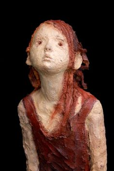 Jurga Sculpteur, france, terra cotta