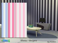 Neferu's Basic stripes