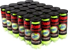 Penn Championship Extra Duty Tennis Balls (24-Cans) ** Learn more by visiting the image link.