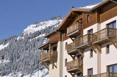 Les Flocons d'Argent in Aussois   http://www.peakretreats.co.uk/ski/aussois/apartments/flocons-argent.htm