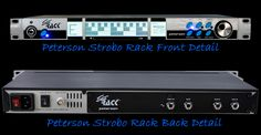 Peterson StroboRack Home Studio Music, Tools, Instruments