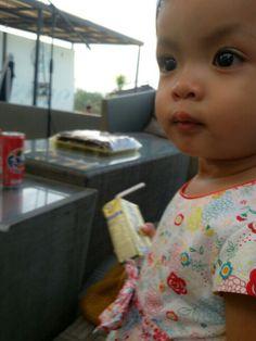 My girl