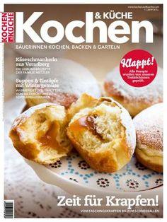 Kochen & Küche 1/2019 Austrian Food, Austrian Recipes, Baked Potato, French Toast, Potatoes, Baking, Breakfast, Ethnic Recipes, Chef Recipes