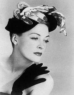 June 1948 hat