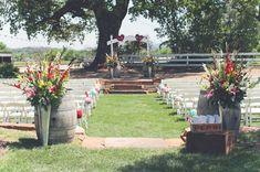 Santa Margarita Ranch Wedding: Kaitlin + Jason