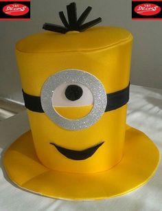 Al mal tiempo buena cara  minions  sombreros  infantiles  fiestas ... 255f521fa4c