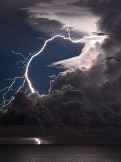 Lightening in the Clouds