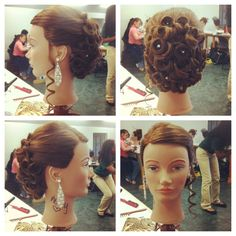 mankin updos - Google Search