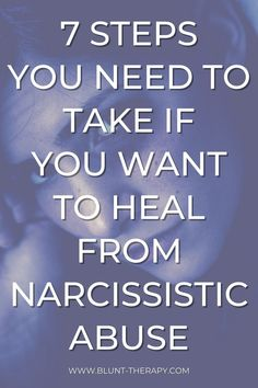 Narcissistic abuse shatters its victims and destroys relationships. But you can heal from it, grow stronger, and move on. In this post, we'll teach you how. #narcissism #narcissisticabuse #toxicrelationships #abuse #emotionalabuse #survivors Mental Health Articles, Mental And Emotional Health, Mental Health Matters, Good Mental Health, Emotional Abuse, Narcissistic Abuse Recovery, Feeling Trapped, Toxic Relationships