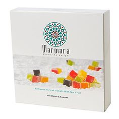 2 BOX PACK Marmara Authentic Mini Mix Fruits Turkish Delight with Lemon Tangerine Satsuma Blackberry Mint Strawberry Rose Sweet Confectionery Gourmet Box Candy Dessert 44 Oz *** Continue to the product at the image link. Chocolate Coins, Chocolate Gifts, Melting Chocolate, Turkish Tea, Turkish Delight, Halal Recipes, Gourmet Recipes, Halal Snacks, Gourmet Candy