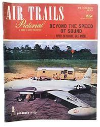 Air Trails December 1945