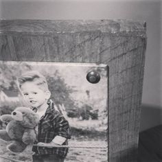 Photo on wood. Vive la Memories is a company that works exclusively for photographers. They make photo products and they have a blog for photographers.